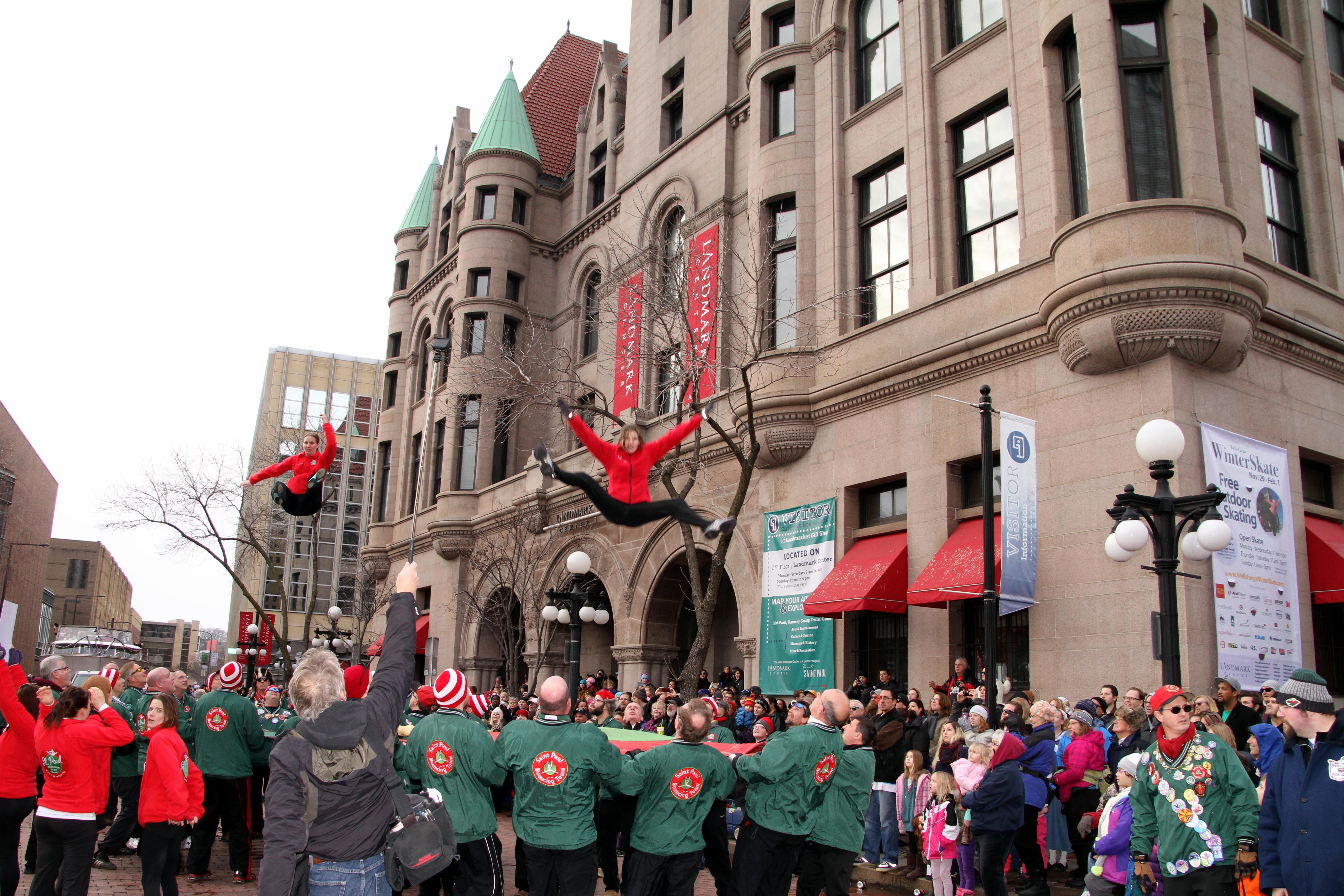 Grand Day Parade 2015