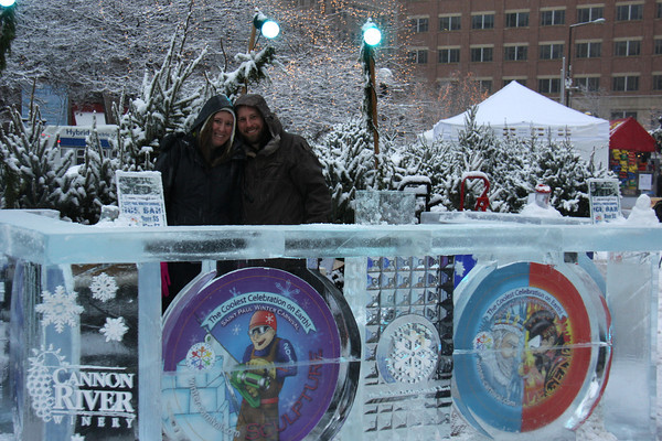 Ice Bar at Rice Park