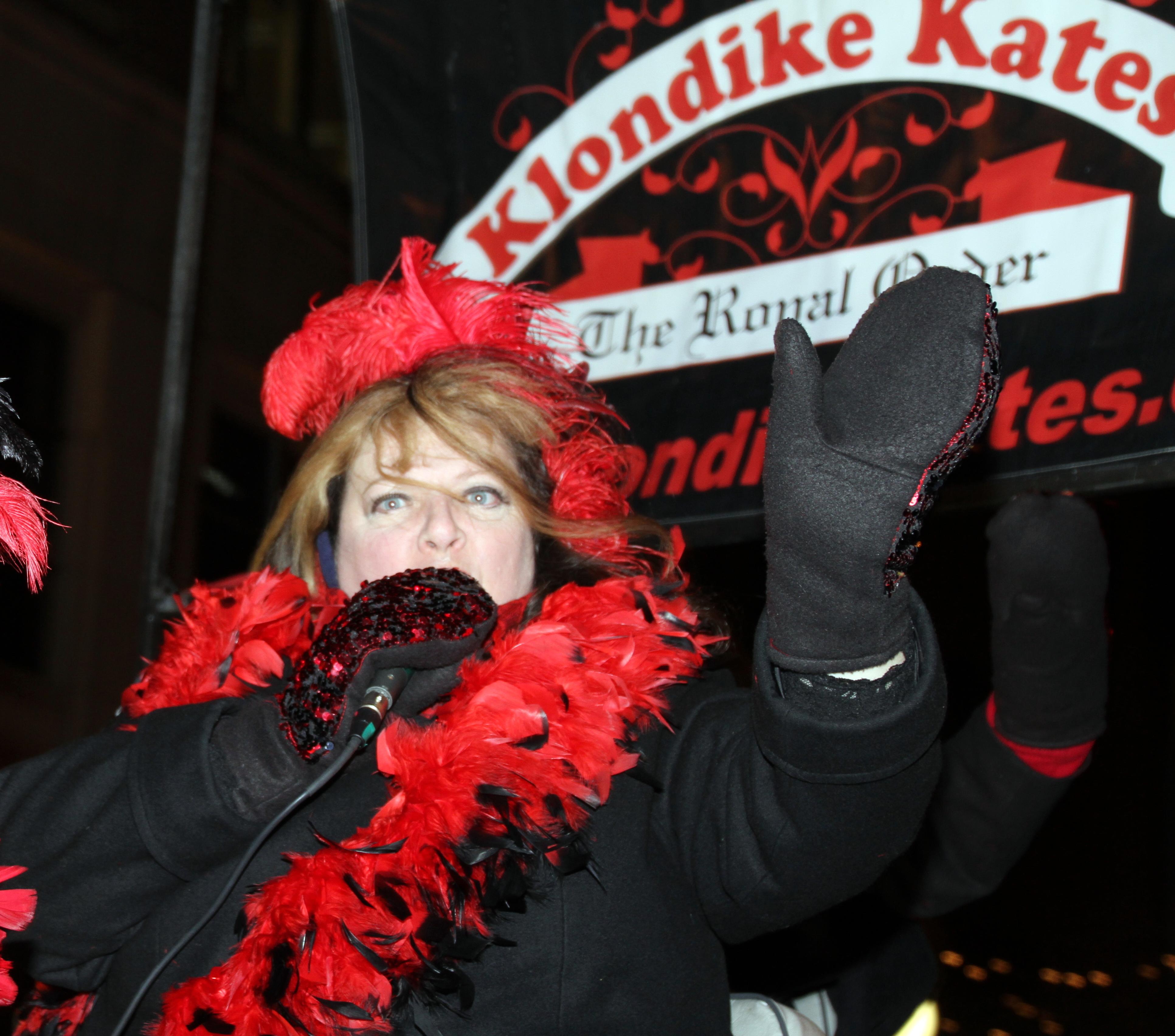Klondike Kate 2014