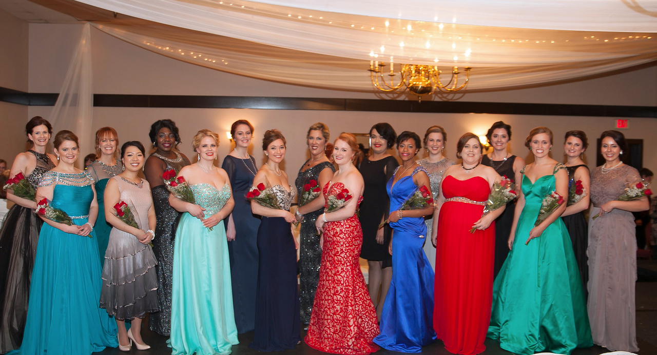 Crowns and Gowns Fashion Show - Saint Paul Winter Carnival