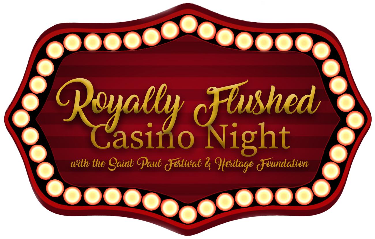 royally flushed casino night saint paul winter carnival